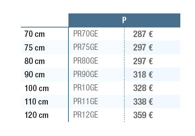 Preise im Überblick